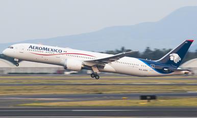 XA-ADD - Aeromexico Boeing 787-9 Dreamliner