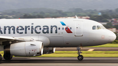 N809AW - American Airlines Airbus A319