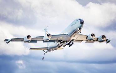 93-CB - France - Air Force Boeing C-135FR Stratotanker