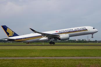 9V-SME - Singapore Airlines Airbus A350-900