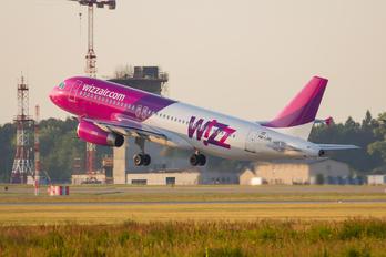 HA-LPR - Wizz Air Airbus A320