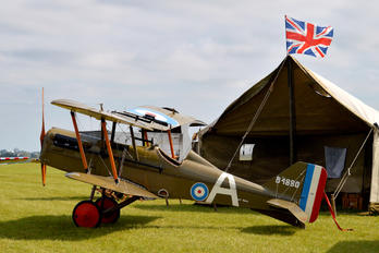 OK-HUP02 - Private Royal Aircraft Factory S.E.5A
