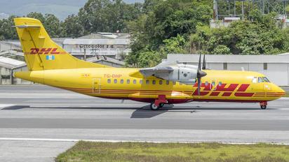 TG-DHP - DHL Cargo ATR 42 (all models)