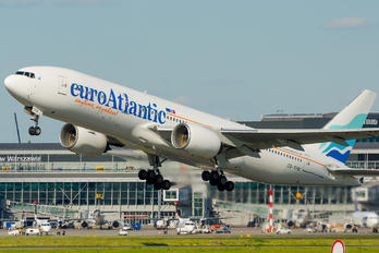 CS-TFM - Euro Atlantic Airways Boeing 777-200ER