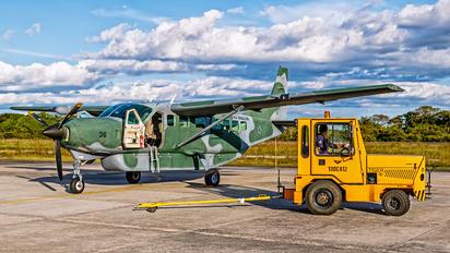 2736 - Brazil - Air Force Cessna 208 Caravan