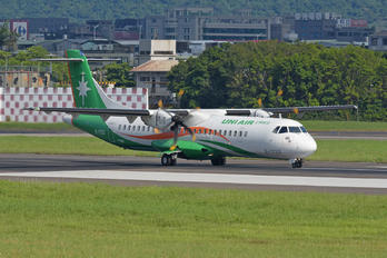 B-17012 - Uni Air ATR 72 (all models)