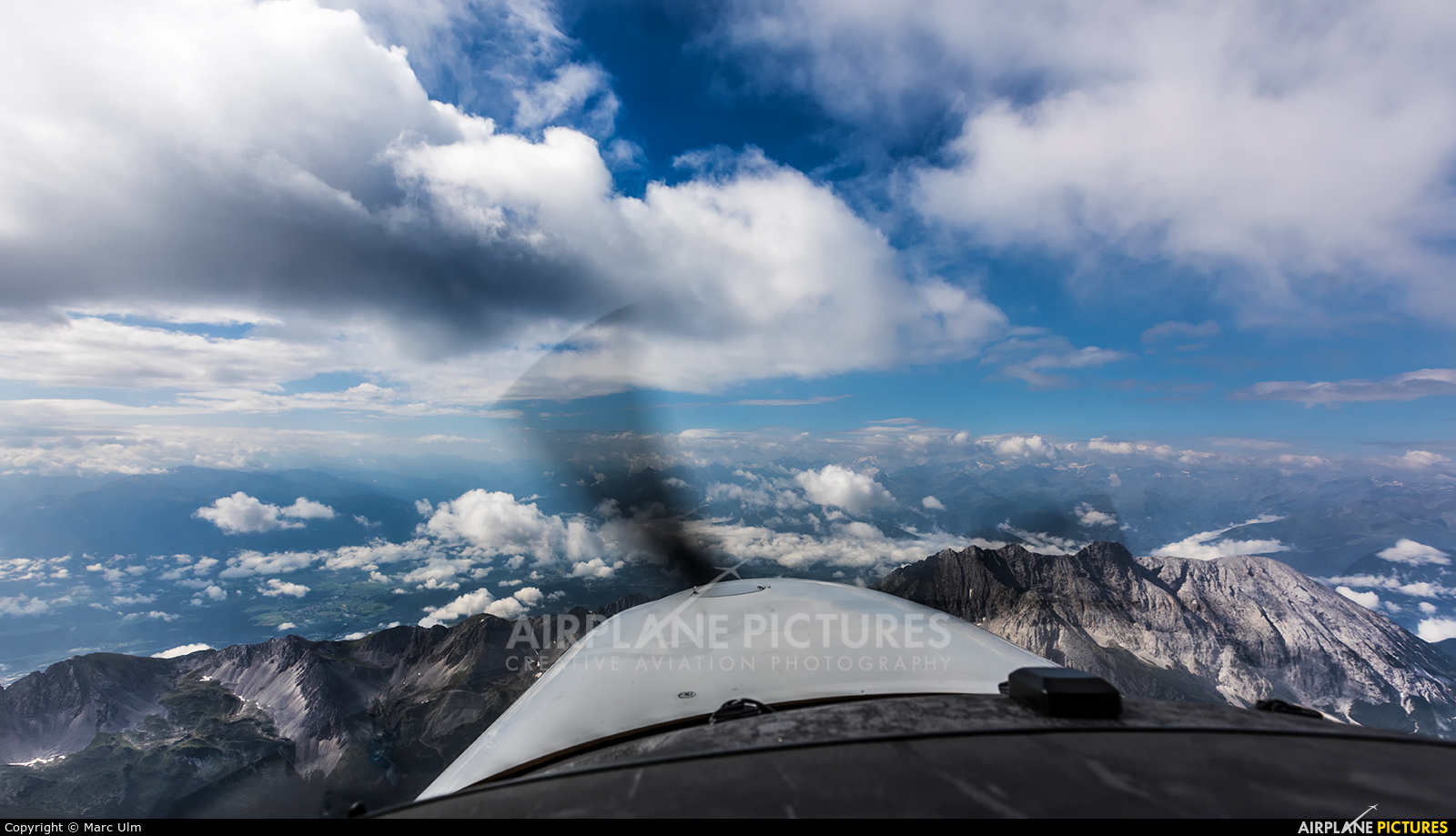 Private D-EDKY aircraft at In Flight - Austria