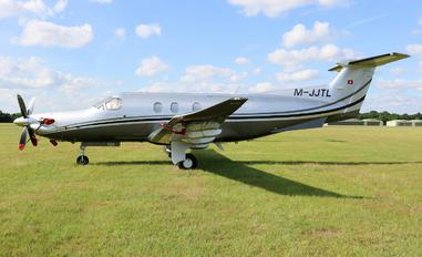 M-JJTL - Private Pilatus PC-12