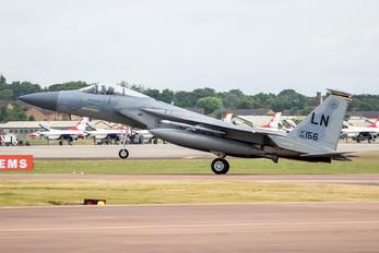 AF86-156 - USA - Air Force McDonnell Douglas F-15C Eagle