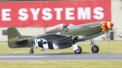 N357FG - Private North American P-51D Mustang