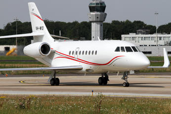 VH-WIO - Private Dassault Falcon 2000LX