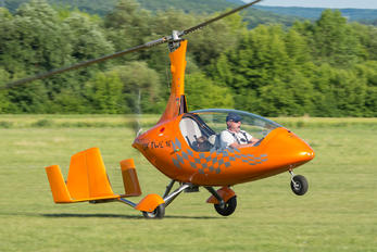 OK-TWC16 - Private AutoGyro Europe Calidus