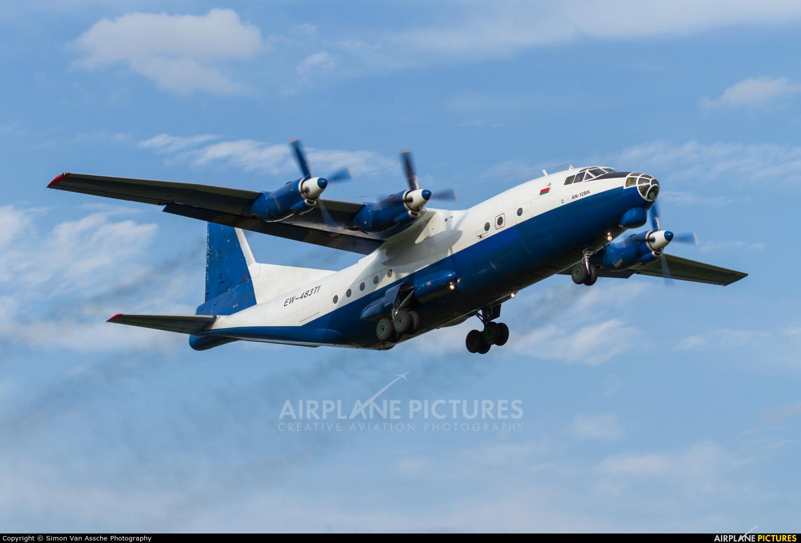 Ruby Star Air Enterprise EW-483TI aircraft at Maastricht - Aachen