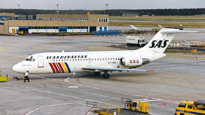 OY-KID - SAS - Scandinavian Airlines Douglas DC-9