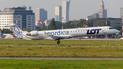 ES-ACH - Nordica Canadair CL-600 CRJ-900