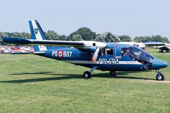 PS-B07 - Italy - Police Partenavia P.68 Observer