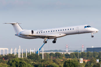 G-CHMR - Eastern Airways Embraer ERJ-145