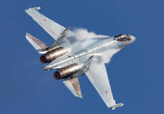 29 - U.S.S.R Air Force Sukhoi Su-30SM