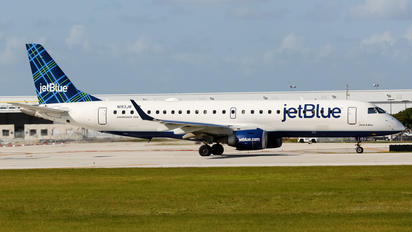 N193JB - JetBlue Airways Embraer ERJ-190 (190-100)