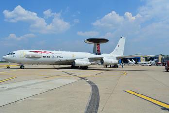 LX-N90458 - NATO Boeing E-3A Sentry
