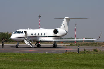 165093 - USA - Navy Gulfstream Aerospace C-20G