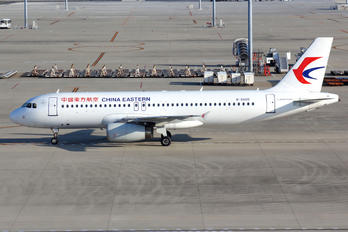 B-6600 - China Eastern Airlines Airbus A320