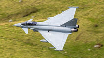 ZK341 - Royal Air Force Eurofighter Typhoon FGR.4 aircraft