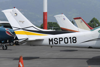 MSP018 - Costa Rica - Ministry of Public Security Cessna 182 Skylane RG