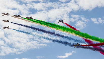 "- - United Arab Emirates - Air Force ""Al Fursan"" Aermacchi MB-339NAT"