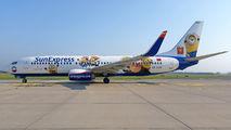 TC-SOH - SunExpress Boeing 737-800 aircraft