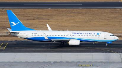 B-5659 - Xiamen Airlines Boeing 737-800