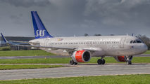 LN-RGO - SAS - Scandinavian Airlines Airbus A320 NEO aircraft