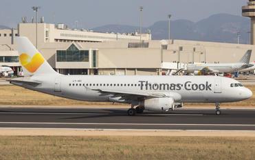 LY-VEI - Thomas Cook Airbus A320