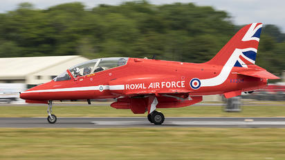 "XX204 - Royal Air Force ""Red Arrows"" British Aerospace Hawk T.1/ 1A"