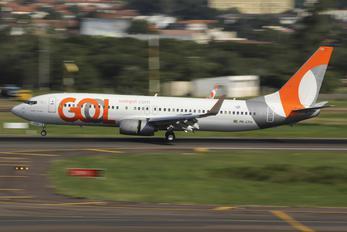 PR-GTH - GOL Transportes Aéreos  Boeing 737-800