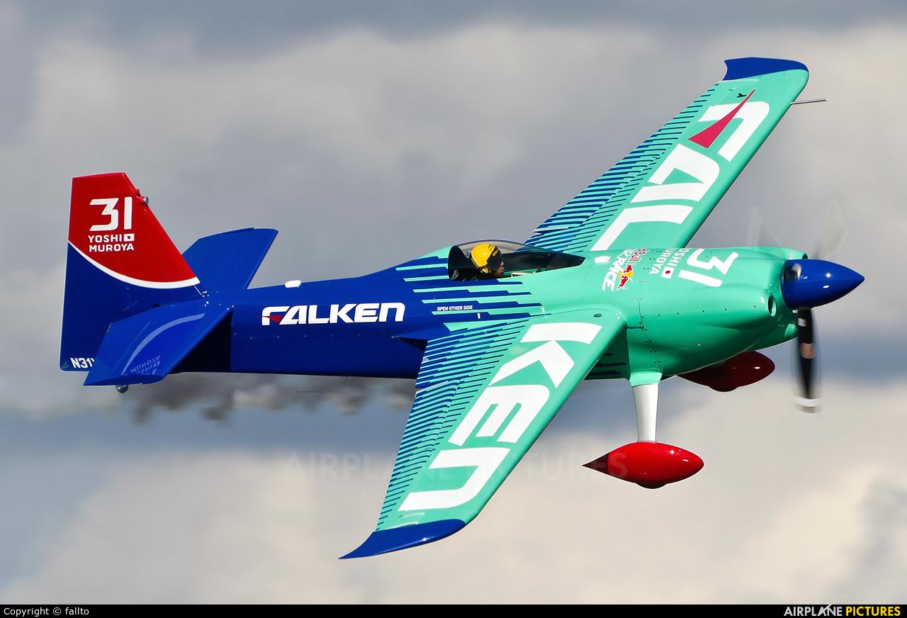 Team Yoshi Muroya N31YM aircraft at Off Airport - Hungary