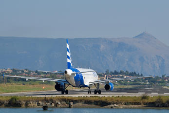 LY-SPC - Ellinair Airbus A320
