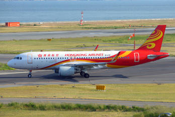 B-LPP - Hong Kong Airlines Airbus A320