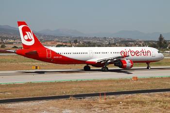OE-LCE - Niki Airbus A321