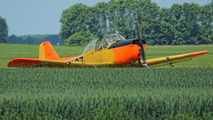 PH-HOL - Private Fokker S-11 Instructor aircraft
