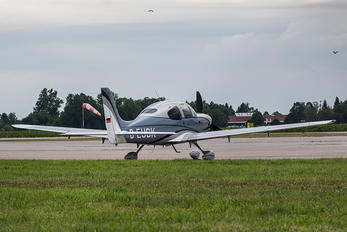 D-EUCK - Private Cirrus SR22T