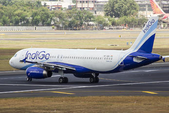 VT-IDA - IndiGo Airbus A320
