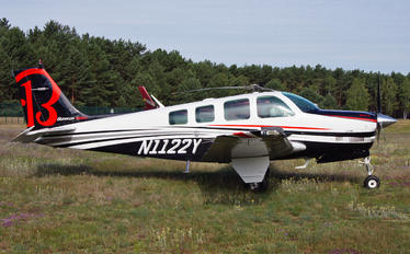 N1122Y - Private Beechcraft 36 Bonanza