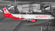 HB-JOW - Air Berlin - Belair Airbus A321 aircraft