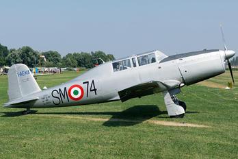 I-AEKA - Private Fiat G46