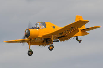 OK-HJH - Private LET Z-37 Čmelák
