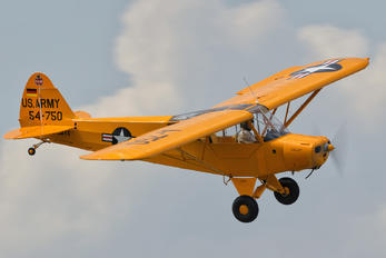 D-EBYX - Private Piper PA-18 Super Cub