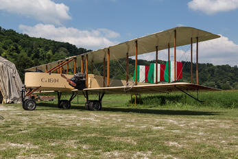 I-ZANA - Private Caproni Ca-3