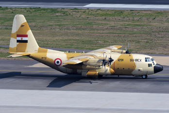SU-BEX - Egypt - Air Force Lockheed EC-130H Hercules