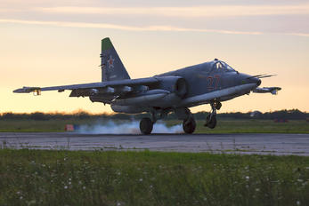 27 - Russia - Air Force Sukhoi Su-25SM